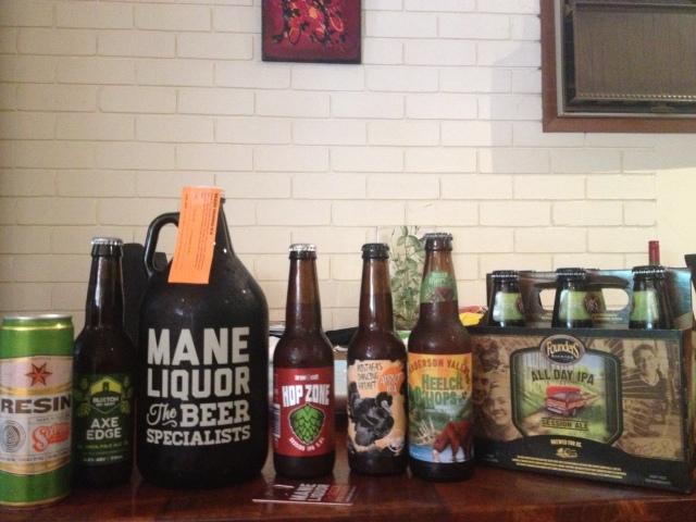 beers - mane