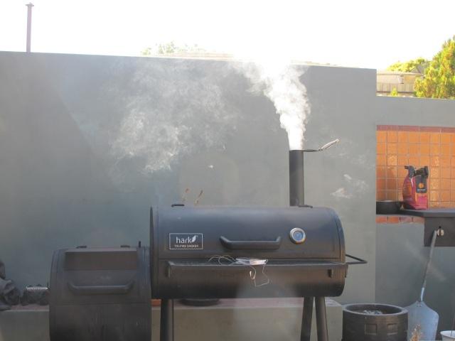 offset smoker