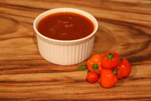 Habanero BBQ Sauce