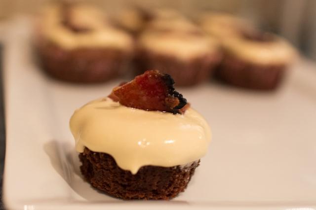 Stout Cupcake