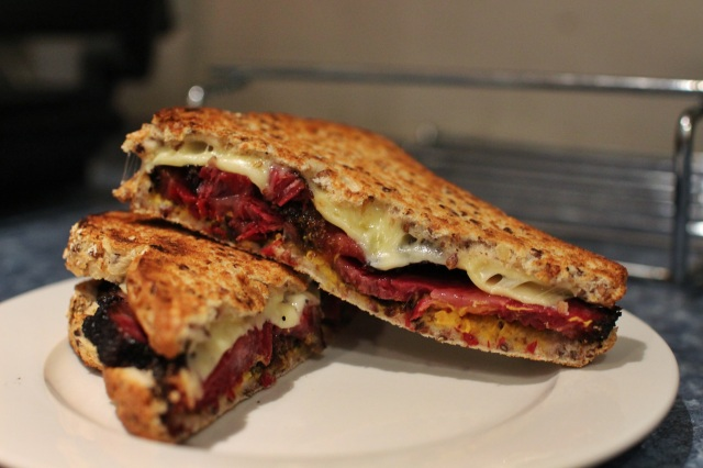 Beef Cheek Reuben