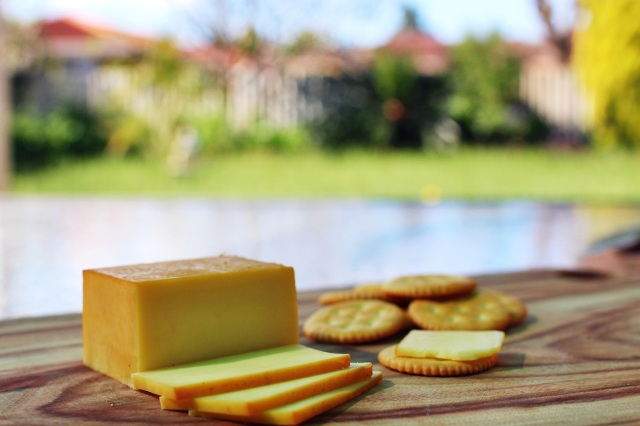 Cold Smoked Cheddar